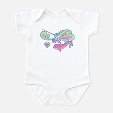Narwhal Family Infant Bodysuit