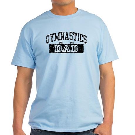 Gymnastics Dad Light T-Shirt