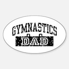Gymnastics Dad Decal