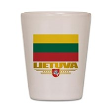 """Lithuania Pride"" Shot Glass"