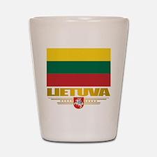 """Lithuania Pride"" Shot Glass"