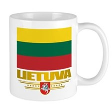 """Lithuania Pride"" Small Mug"