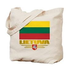 """Lithuania Pride"" Tote Bag"