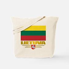 """Lithuania Pride"" Tote Bag"