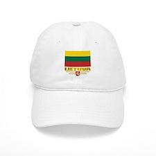 """""""Lithuania Pride"""" Baseball Cap"""