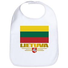 """""""Lithuania Pride"""" Bib"""