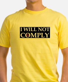 anti obama I will not complydd T-Shirt