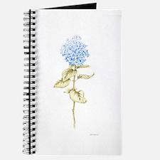 Blue Hydrangea Journal