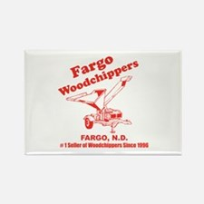 Fargowoodchippers Magnets