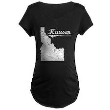 Hauser, Idaho. Vintage T-Shirt