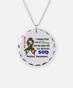 Blessing 4 Autism Necklace