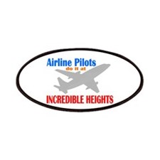 Airline Pilots Do It Patches