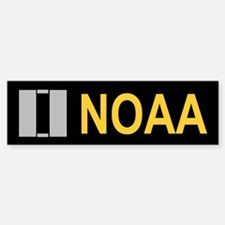 NOAA Lieutenant<BR> Bumpersticker 1