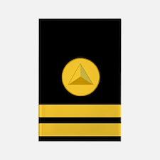 NOAA Lieutenant <BR>Rectangle Magnet 2