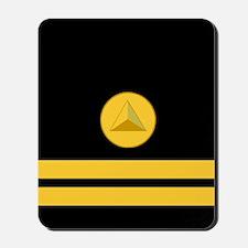 NOAA Lieutenant<BR> Mousepad