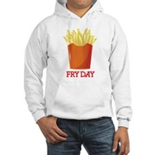 French fries day or Friday Hoodie