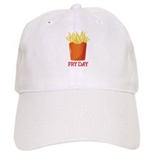 French fries day or Friday Baseball Cap
