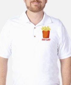 French fries day or Friday T-Shirt