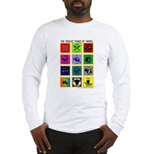 12 Tribes of Israel Long Sleeve T-Shirt