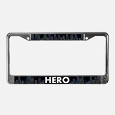 HERO - License Plate Frame