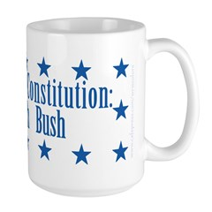 Support the Constitution Mug