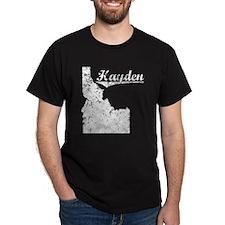 Hayden, Idaho. Vintage T-Shirt