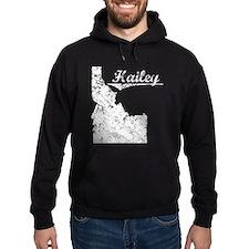 Hailey, Idaho. Vintage Hoody