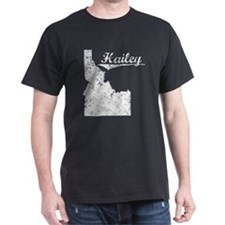 Hailey, Idaho. Vintage T-Shirt