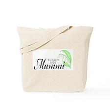 World's Best Mummi Tote Bag
