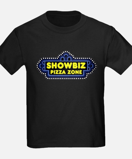 Showbiz Pizza Zone Retro T-Shirt