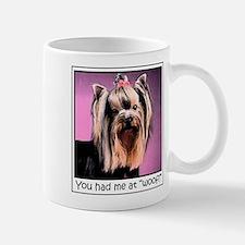 Yorkshire Terrier Yorkie Pop Art Fres Large Mugs