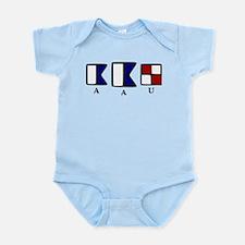 aAu Infant Bodysuit