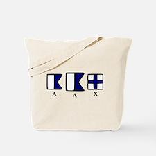 aAx Tote Bag