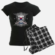 Korea Shield Pajamas