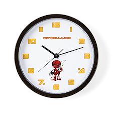 Damned N.E.L.F Wall Clock