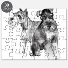 two schnauzers Puzzle