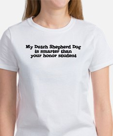 Honor Student: My Dutch Sheph Tee