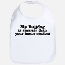 Honor Student: My Bulldog Bib