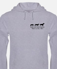Need You Now Equine Womens Hoodie