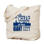 Giant City. Tote Bag