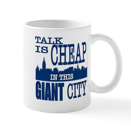 Giant City. Mug