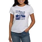 Giant City. Women's T-Shirt