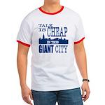 Giant City. Ringer T