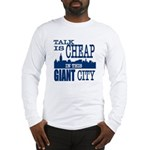Giant City. Long Sleeve T-Shirt
