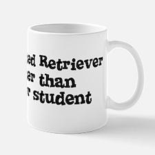 Honor Student: My Flat-Coated Mug