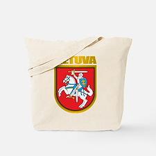 """Lithuania COA"" Tote Bag"