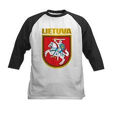 """Lithuania COA"" Tee"