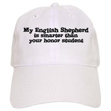 Honor Student: My English She Baseball Cap