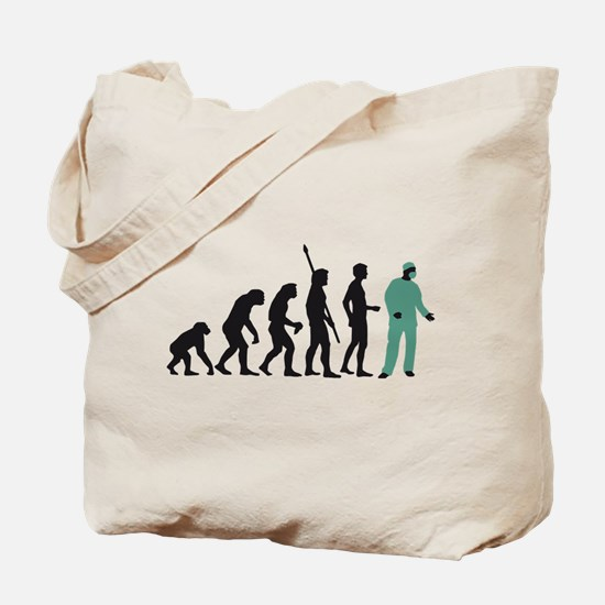 Cute Hospital Tote Bag