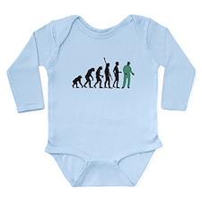 Cool Ill Long Sleeve Infant Bodysuit